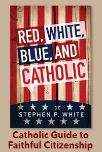 Red, White, Blue and Catholic