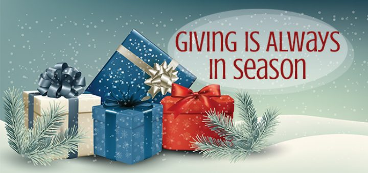 Give the gift of Liguorian.